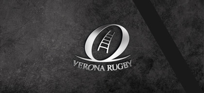 min Banner logo verona rugby lutto