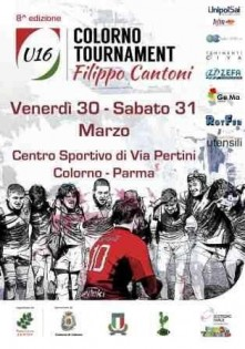 min Colorno tournament Filippo Cantoni